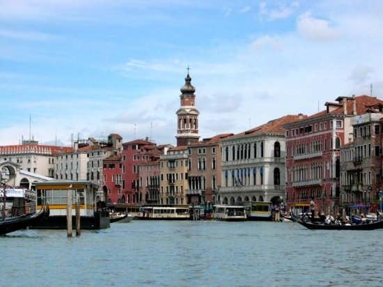 Canal Grande - VENEZIA - inserita il 28-Jul-07