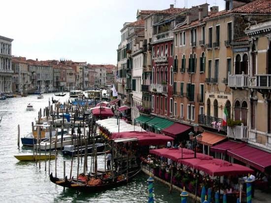 Canal Grande - Venezia (2450 clic)