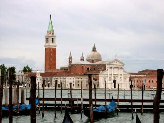 Isola di San Giorgio Maggiore - Venezia (2195 clic)