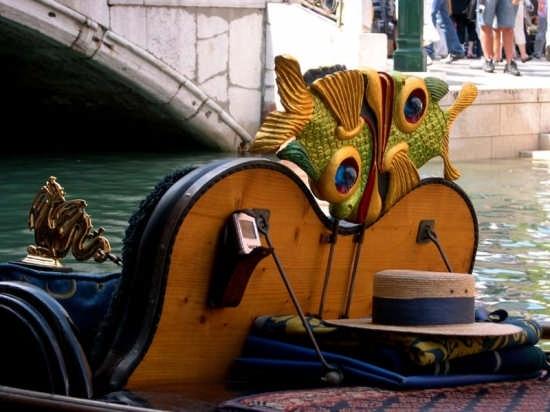 Gondola - Venezia (2580 clic)