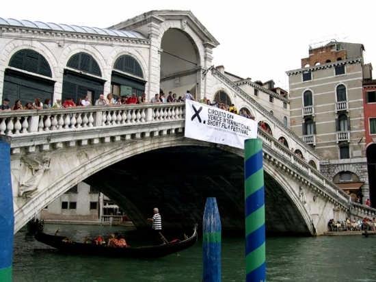Ponte di Rialto - Venezia (2417 clic)