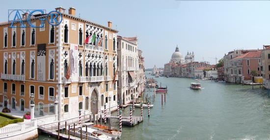... dal Ponte dell'Accademia - Venezia (1627 clic)