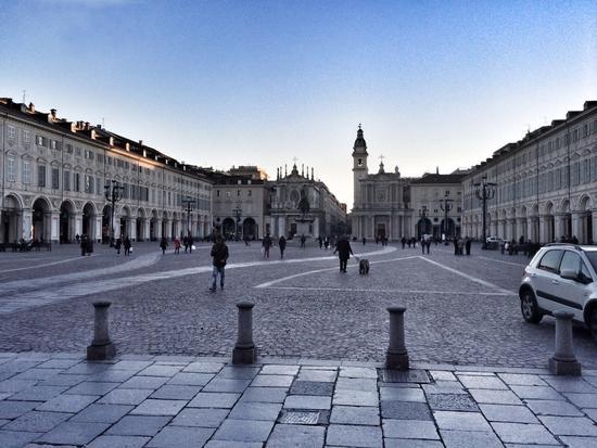 Piazza San Carlo - Torino (840 clic)