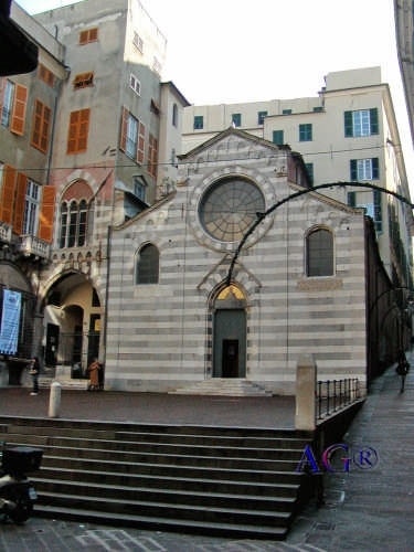 Chiesa di San Matteo - Genova (2156 clic)