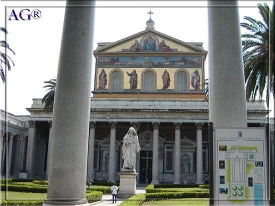 San Paolo fuori le mura - Roma (2469 clic)