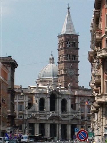 Santa Maria Maggiore - Roma (1911 clic)