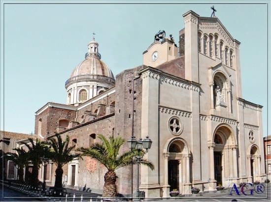 Chiesa madre S. Maria delle Grazie - Misterbianco (7966 clic)