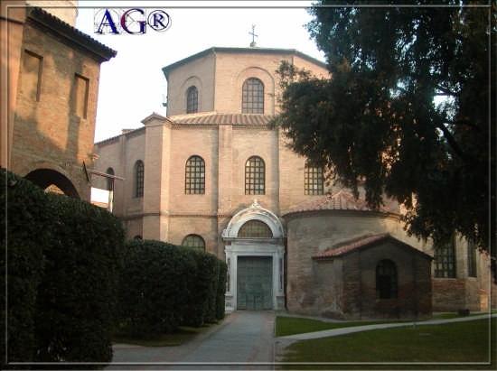 Musoleo di Galla Placida - Ravenna (5777 clic)