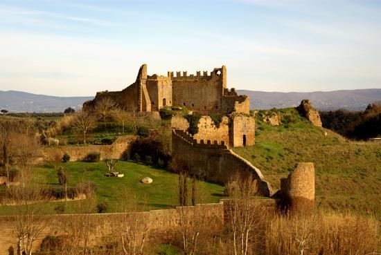 Castello del Rivellino - Tuscania (2924 clic)