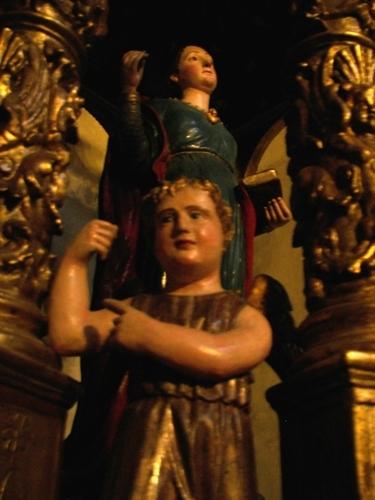Santa Petronilla Patrona di Assoro (3860 clic)