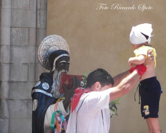 Festa di San Calogero - Agrigento (4036 clic)