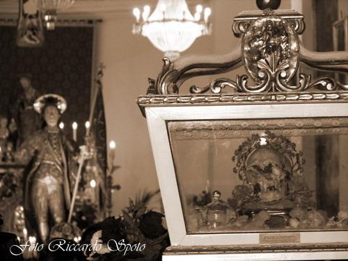 Festa in onore dei SS Patroni San Prospero Martire e Maria SS delle Grazie - Catenanuova (3248 clic)