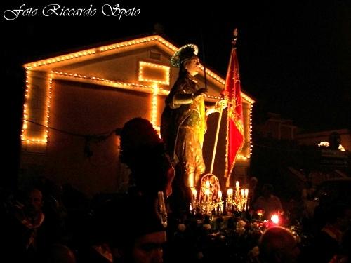 Festa in onore dei SS Patroni San Prospero Martire e Maria SS delle Grazie - Catenanuova (2673 clic)