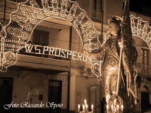 Festa in onore dei SS Patroni San Prospero Martire e Maria SS delle Grazie - Catenanuova (2954 clic)