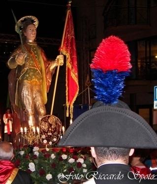 Festa in onore dei SS Patroni San Prospero Martire e Maria SS delle Grazie - Catenanuova (2904 clic)
