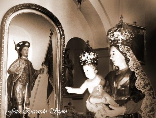 Festa in onore dei SS Patroni San Prospero Martire e Maria SS delle Grazie - Catenanuova (2842 clic)