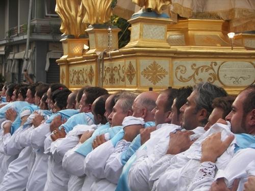 Festa della Madonna della Visitazione - ENNA - inserita il 07-Jul-08