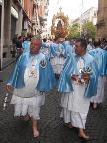 Festa della Madonna della Visitazione - Enna (5397 clic)