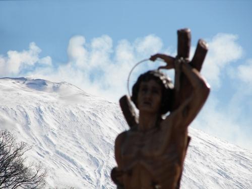 Festa di San Sebastiano - Maniace (4214 clic)