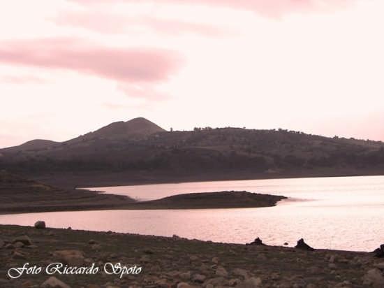 Lago di Pozzillo, Regalbuto (4454 clic)
