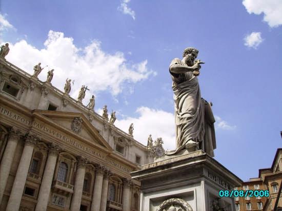 Basilica di San Pietro - Roma (2178 clic)