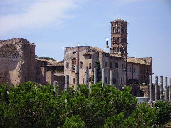 Roma, I fori Imperiali (2115 clic)
