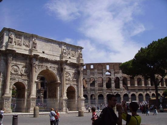 Roma, I fori Imperiali (2728 clic)