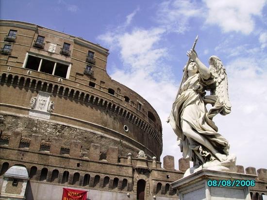Roma, Castel Sant'Angelo (5374 clic)
