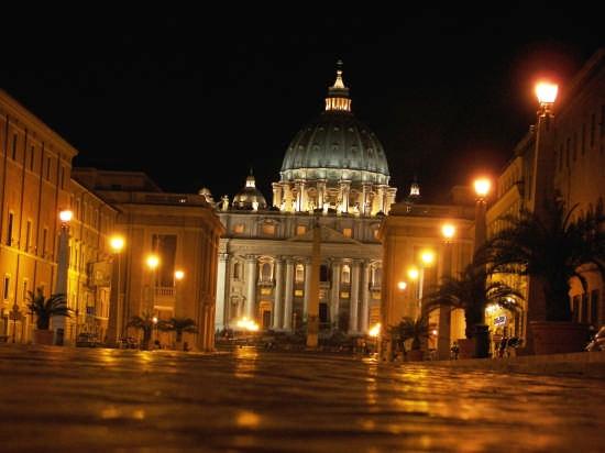 Basilica di San Pietro - Roma (3322 clic)
