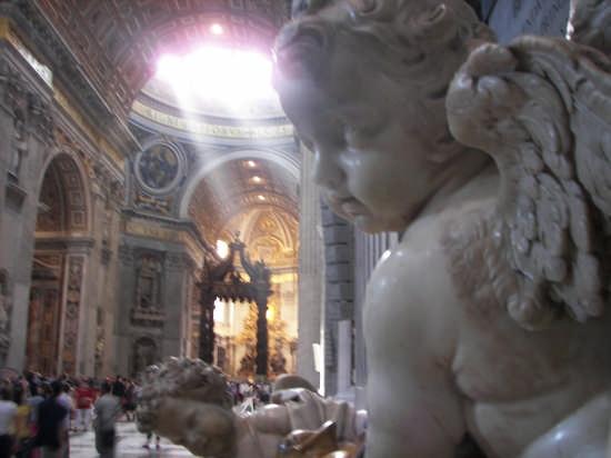 Basilica di San Pietro - Roma (3212 clic)