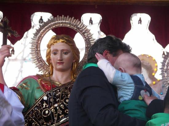 Festa dei Santi Alfio Filadelfo e Cirino - Sant'alfio (5194 clic)