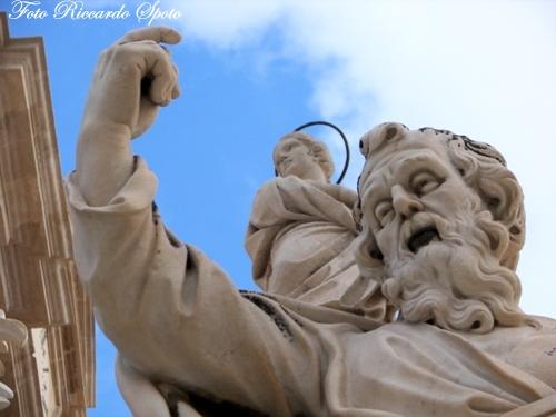 Siracusa Piazza Duomo (3494 clic)