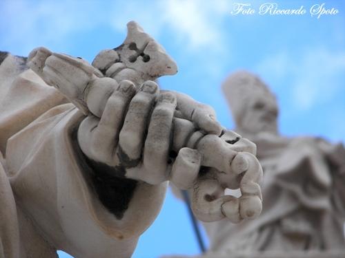 Siracusa Piazza Duomo (2352 clic)