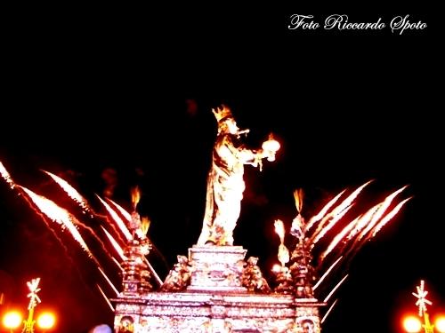 Siracusa, festa di Santa Lucia (2978 clic)