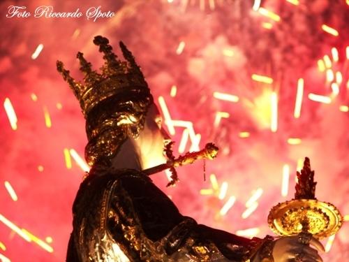 Siracusa, festa di Santa Lucia (6038 clic)
