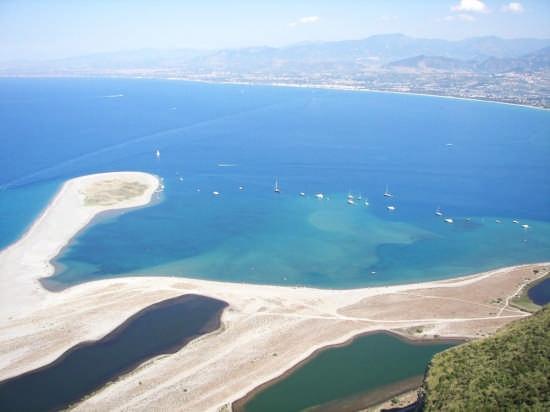 La spiaggia di Maranello - Tindari (15610 clic)
