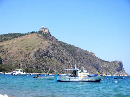 La spiaggia di Oliveri - Tindari (9206 clic)