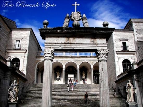 Abbazia di Montecassino (2180 clic)
