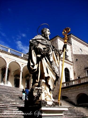 Abbazia di Montecassino (4052 clic)