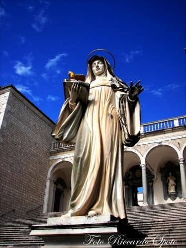 Abbazia di Montecassino - MONTECASSINO - inserita il 26-Aug-07