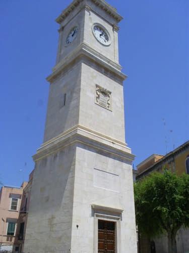 Orologio di San Giacomo. - Barletta (4840 clic)