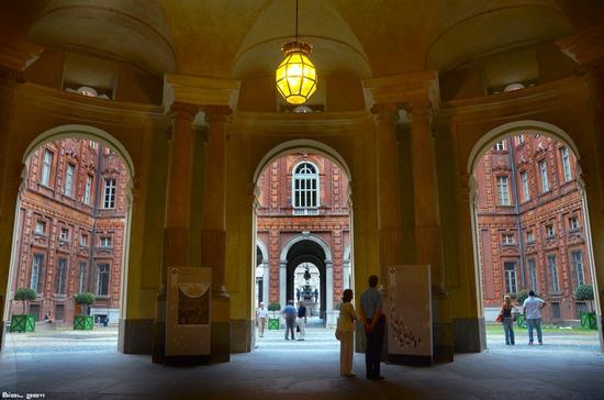 Palazzo Carignano - Torino (3995 clic)