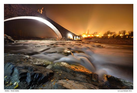 Ponte gobbo - Bobbio (pc) (6997 clic)