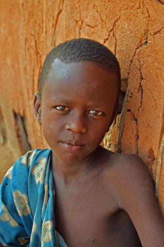 Baby Masai (264 clic)