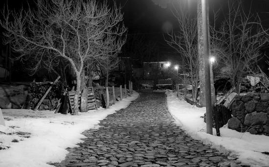 tra Neve e Lampioni (1246 clic)