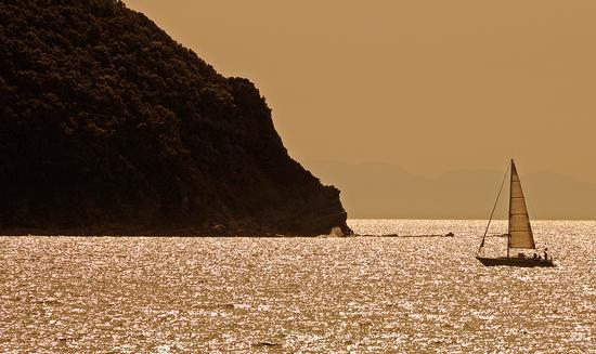 Tramonto sul golfo - Populonia (3302 clic)
