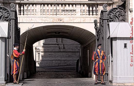Guardie Svizzere (2) - Roma (1575 clic)