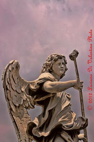 Ponte Sant'Angelo (2) - Roma (1412 clic)