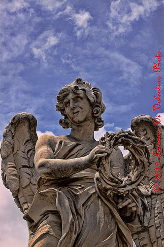 Ponte Sant'Angelo (3) - Roma (1170 clic)