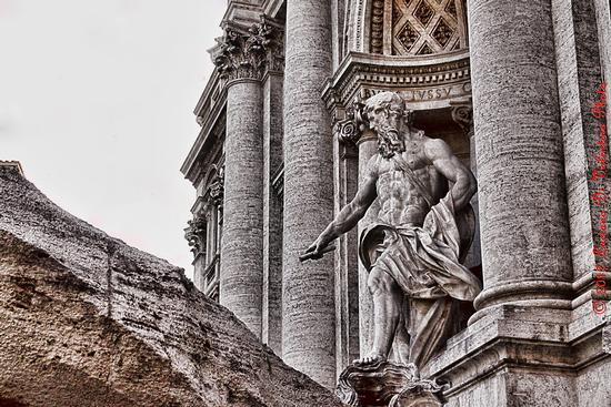 Fontana di Trevi (2) - Roma (3035 clic)